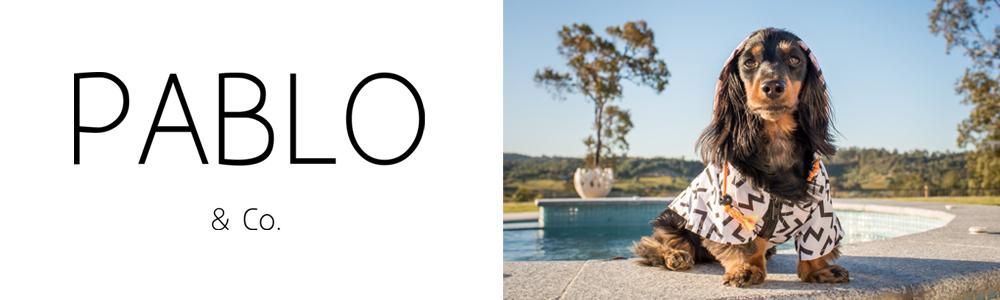 オーストラリアのドッグブランド「Pablo & CO.(パブロ&コー)」の商品一覧ページ