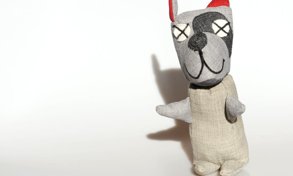 NUFNUF(ナフナフ)の犬用おもちゃ「AXEL(アクセル)」