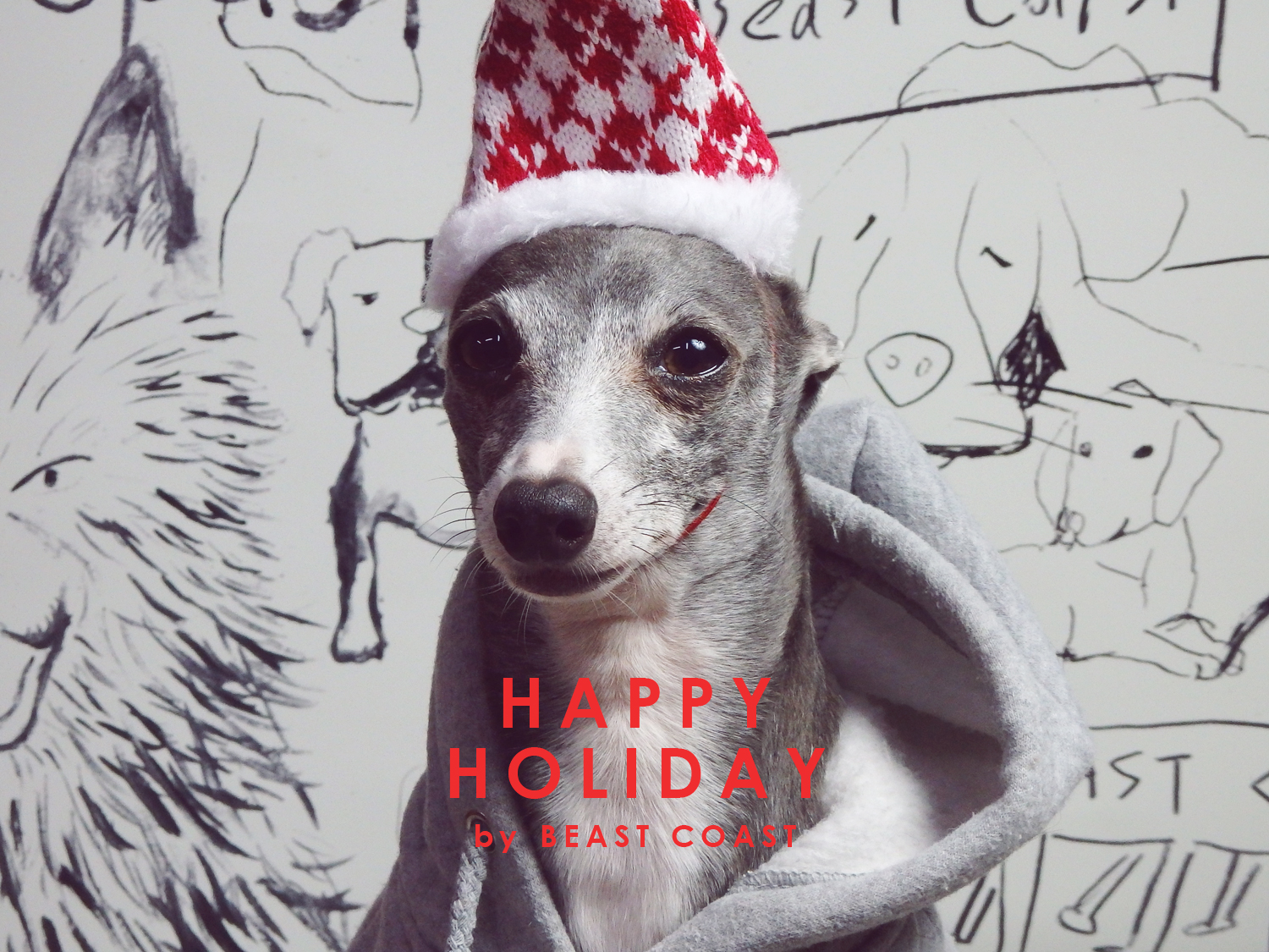 HAPPY HOLIDAY by Beast Coast / Darco