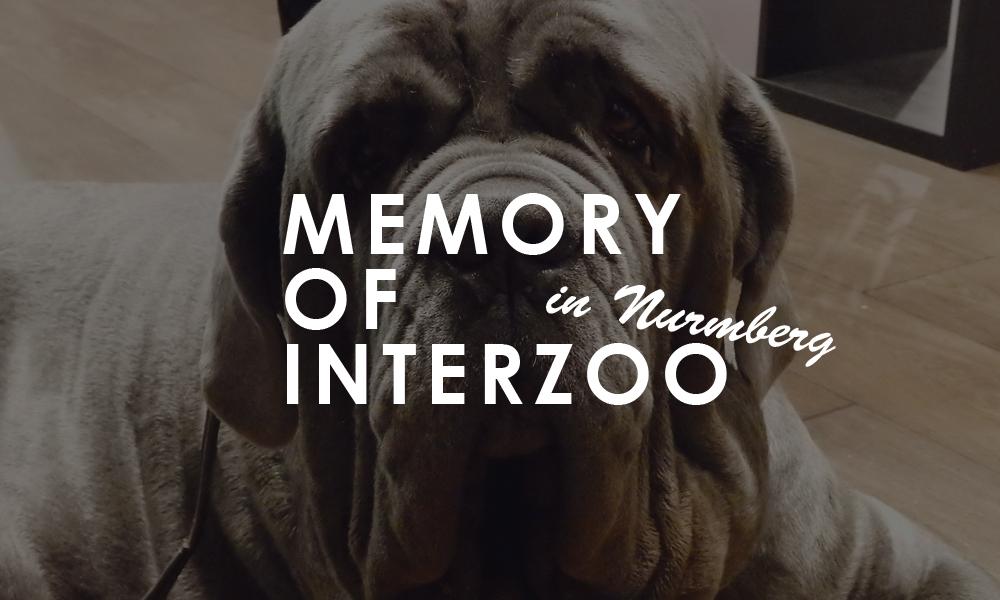 世界で一番大きなペット見本市「Interzoo2016」へ行ってきました。