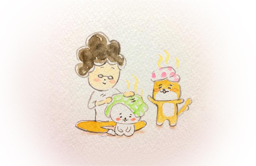 心温まる素敵な家族の物語 by Aikokosan from 新潟