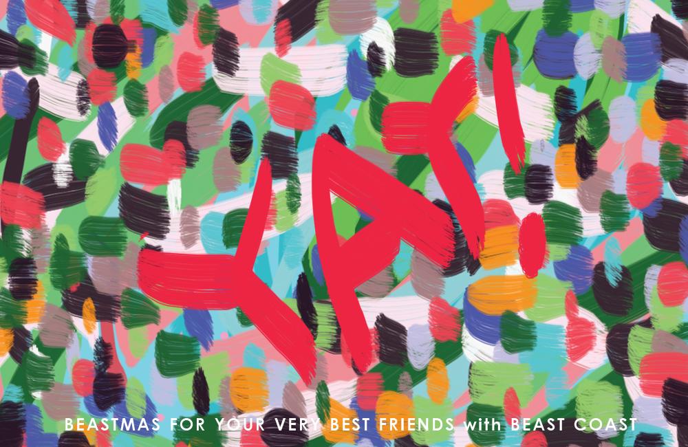 ビーストのためのクリスマス「BEASTMAS(ビーストマス)」の特典はこちら