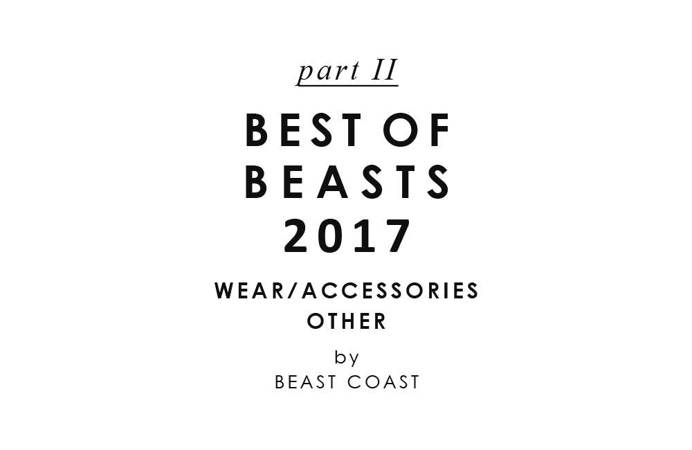 PART 2 - BEAST OF BEASTS 2017 - 犬服、アクセサリー、その他