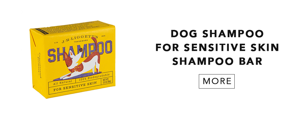 J.R.LIGGETT'Sの愛犬用無添加シャンプー石けんはこちら