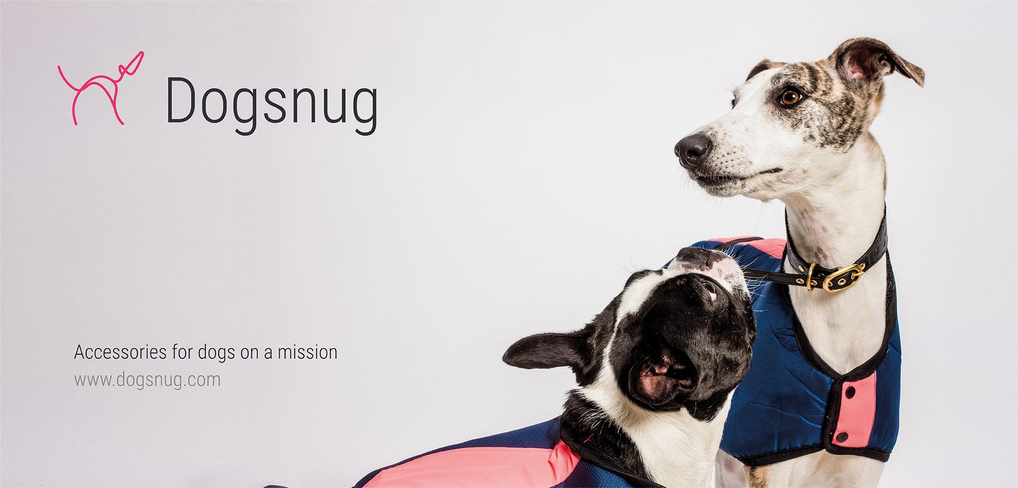 日本初上陸。イギリス発ドッグブランド「DOGSNUG(ドッグスナッグ)」by BEAST COAST