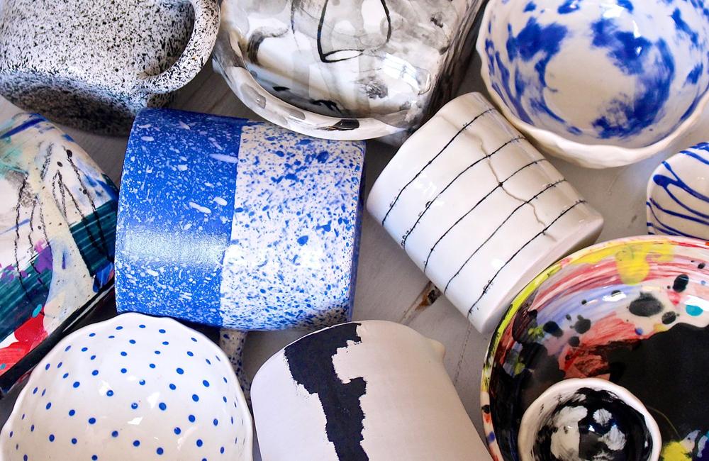 カルフォルニアを拠点に活動する「btw ceramics」日本初登場